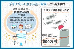 勤務医が節税するために必要なポイントを解説(2)